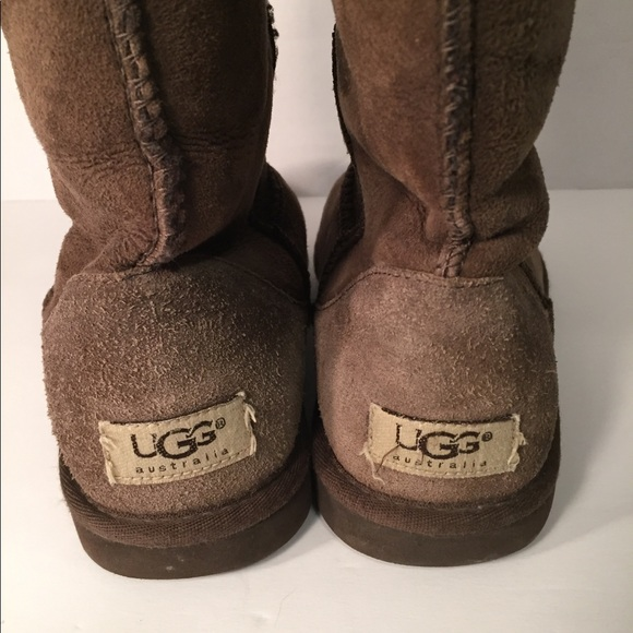 569a0660492 UGG Classic Tall Boot 5815 Chocolate Brown Size W6